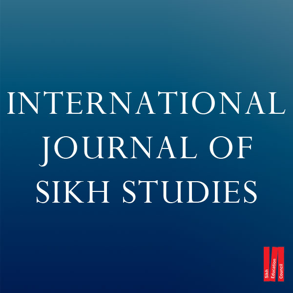 International Journal of Sikh Studies